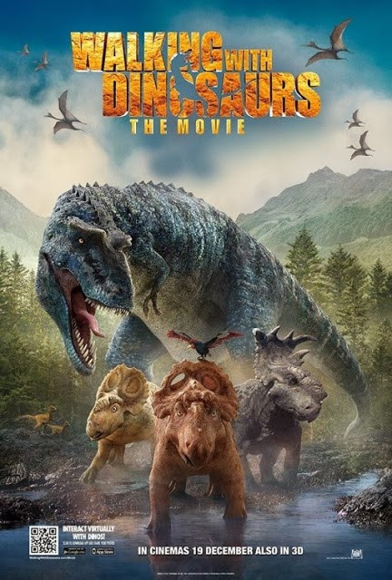 walking with dinosaurs stream