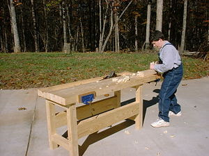 Woodworking Bench Styles