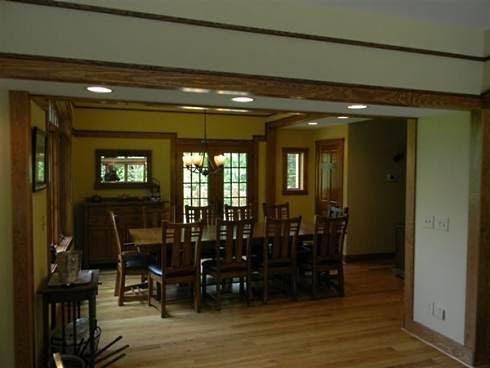 Fresh Kitchen Interior Design Light Color Decor Simple Kitchen