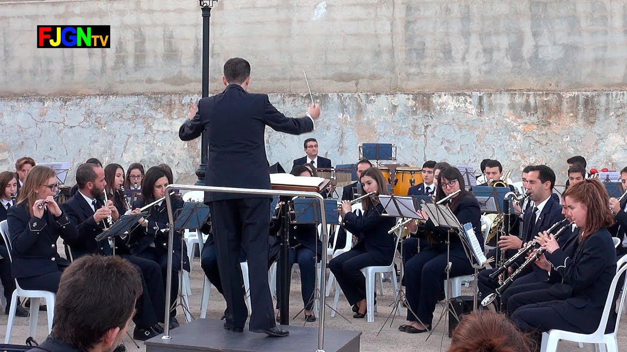 Concierto Santa Cecilia 2014 - La Vilavella