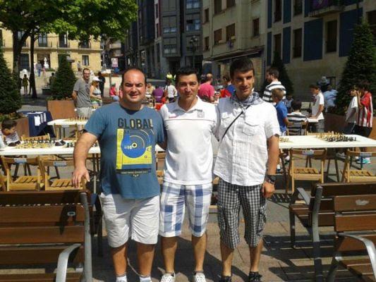 Ajedrez Santurtzi El Carmen 2013 Grandes Recuerdos