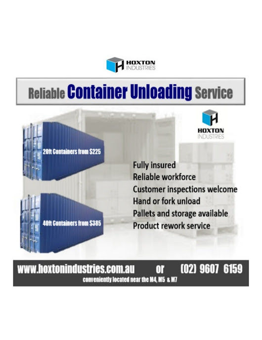 Reliable Container Unloading Service