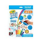 - Crayola Color Wonder Scented Stampers & Markers Set