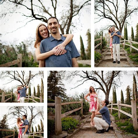 Land Park and Old Town Sacramento engagement photography