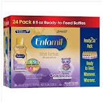 Enfamil Gentlease Ready to Feed Infant Formula (8 fl. oz., 24 ct.)