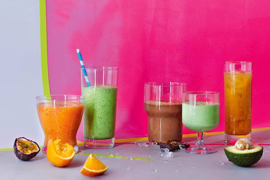 Smoothie Rezept:  10 Smoothies für alle Fälle - FIT FOR FUN