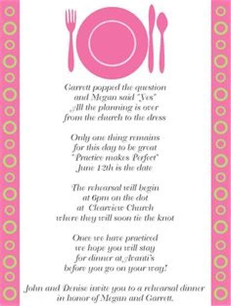 wedding invites on Pinterest   Rehearsal Dinner