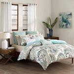 INK+IVY Mira 3 Piece 100% Cotton Comforter Set - II10-089 Full/Queen
