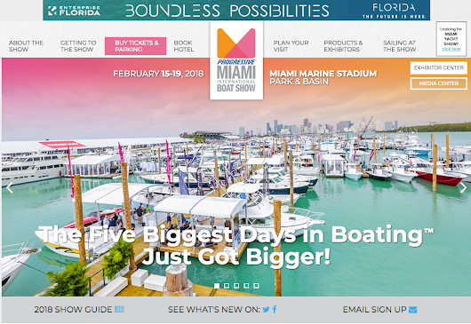 Miami Boat Show 2018 & Bahama Boat Works | NEWS & EVENTS