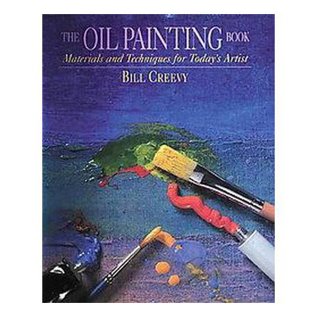 Oil Painting for Beginners Book Recommendation - Steph Calvert Art