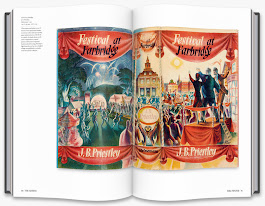 New book looks at the golden age of illustrated dust jackets