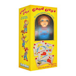 "Super7 Child's Play - Good Guys Chucky in Box 2020 NYCC Exclusive 3.75"" ReAction Figure"