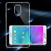Ốp Lưng iONE Samsung Galaxy Note 4 dẻo trong suốt
