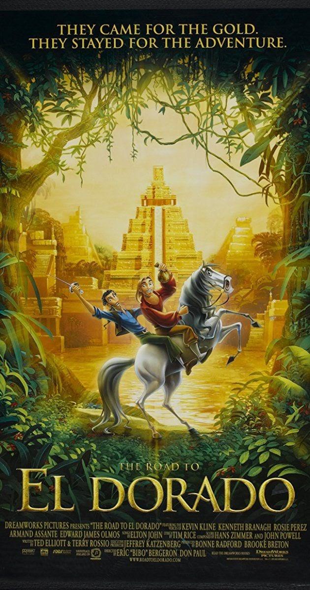 The Road to El Dorado (2000) 480p 720p BluRay Dual Audio (Hindi+English) Full Movie