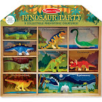 Melissa & Doug - Dinosaur Party Play Set