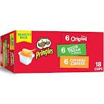 Pringles Snack Stacks Variety Pack Potato Crisps - 18ct