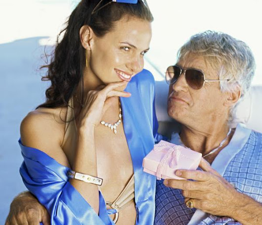 Age Gap Dating is becoming increasingly popular - How to find an older partner