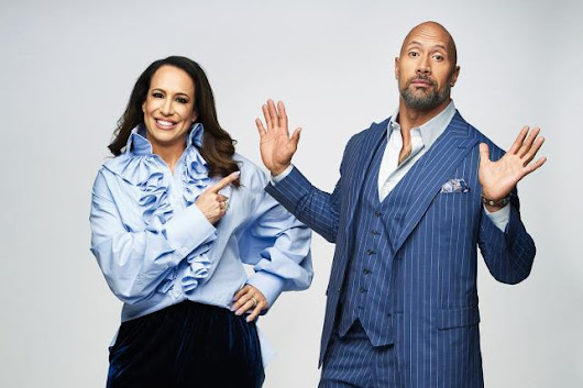Dwayne Johnson Is Starting an Ad Agency With Biz Partner Dany Garcia