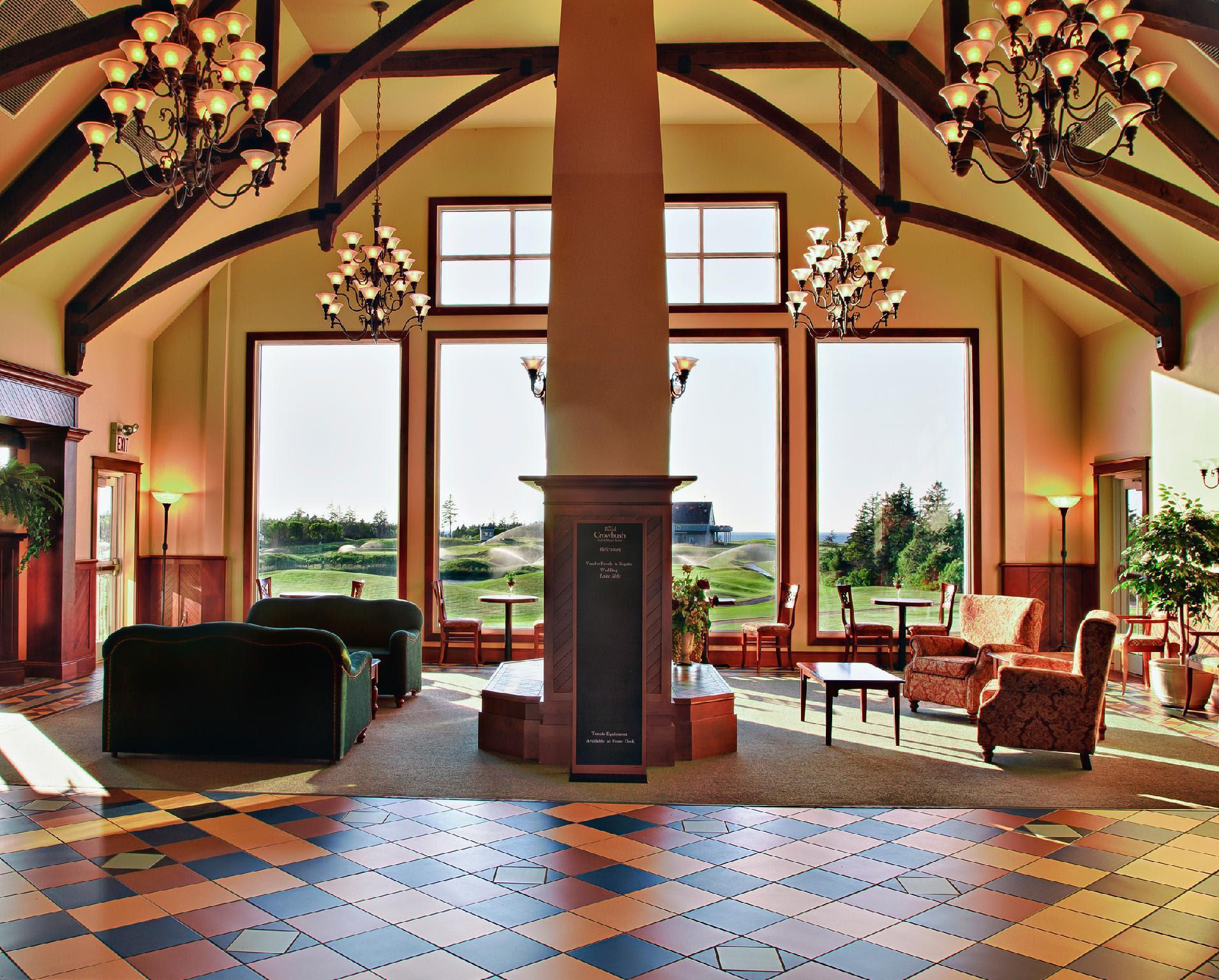 Review Rodd Crowbush Golf & Beach Resort