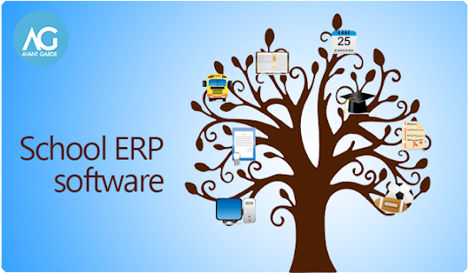 Online Free School ERP Software by AvantGarde