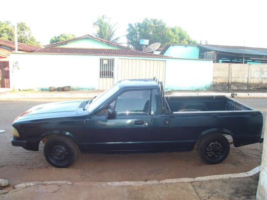 Ford Pampa #8622882