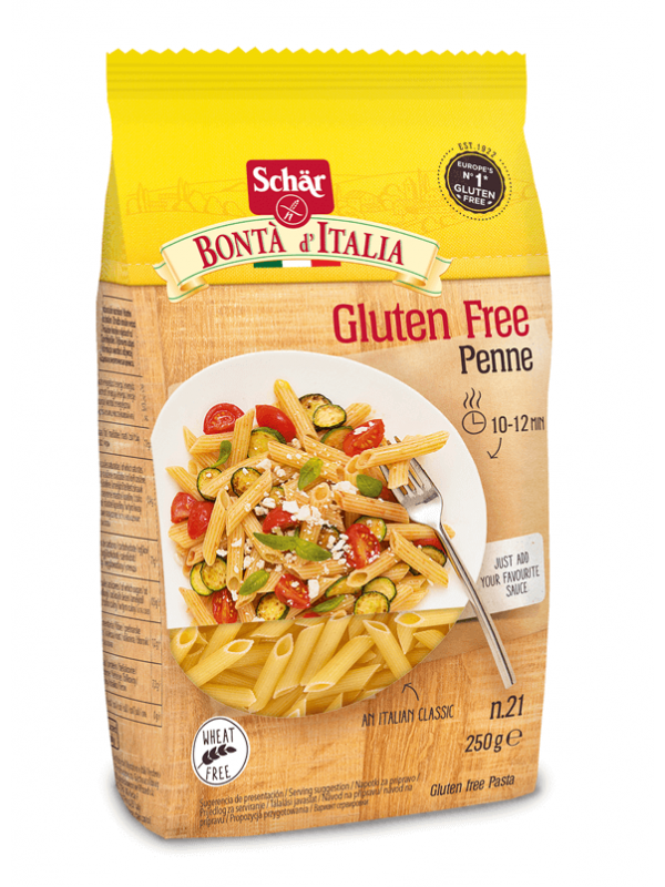 Schar Gluten-Free Fusilli and Penne Pasta - Welcome to ...