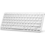 Anker Ultra Slim Wireless Bluetooth Keyboard - White