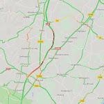 CIRCULATION. Un accident cause un ralentissement sur l'A35, entre Strasbourg et Colmar