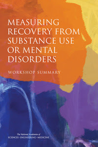 Cover Image: Measuring Recovery from Substance Use or Mental Disorders: