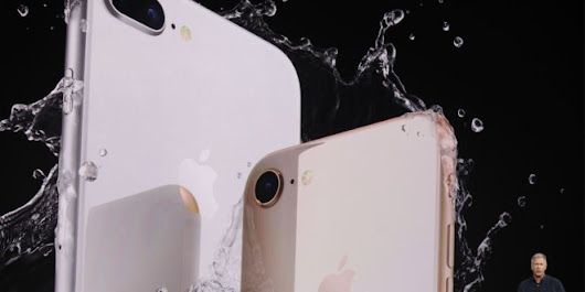 Apple iPhone 8, iPhone 8 Plus Launched, Coming to India on September 29: Price, Specifications, Features