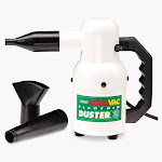 DataVac MEVED500 Electric Computer Duster Computer, 3 lb, White