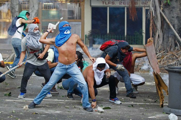 Image result for dead in Venezuelan Protests