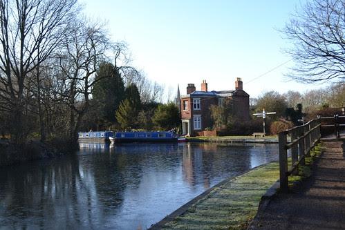 Kings Norton Junction, Stratford-upon-Avon Canal