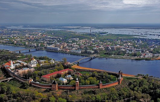 Trip to Veliky Novgorod: the birthplace of Russia