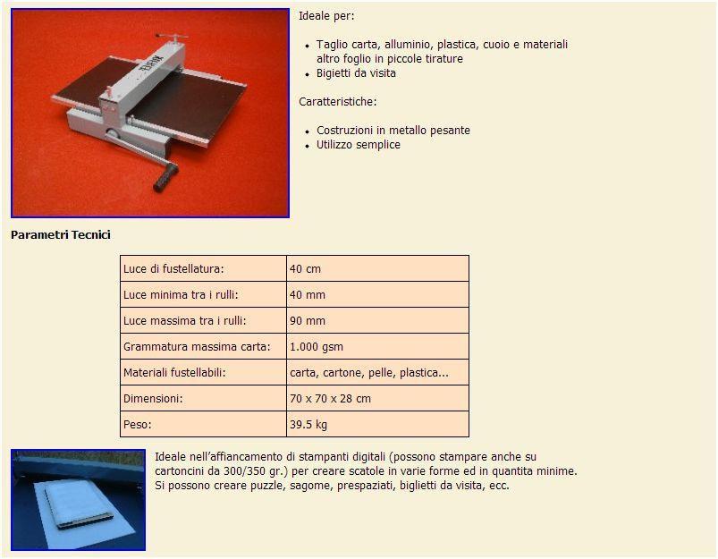 Fustellatrice manuale amse from www.amse.it la galli spa è una azienda leader nel mercato per la. Fustellatrice Manuale a Rulli Pressanti