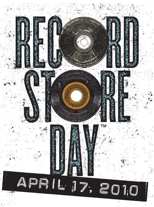 Record Store Day, Saturday 4/17