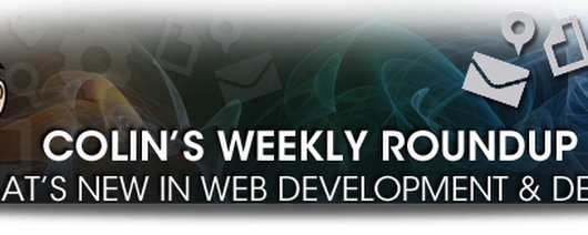 Colin's Weekly Roundup - 11/1/2013 | Unleashed Technologies
