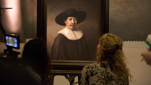 Inside 'The Next Rembrandt': How JWT Got a Computer to Paint Like the Old Master
