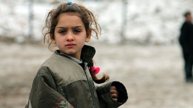 SYRIA-CONFLICT-WEATHER