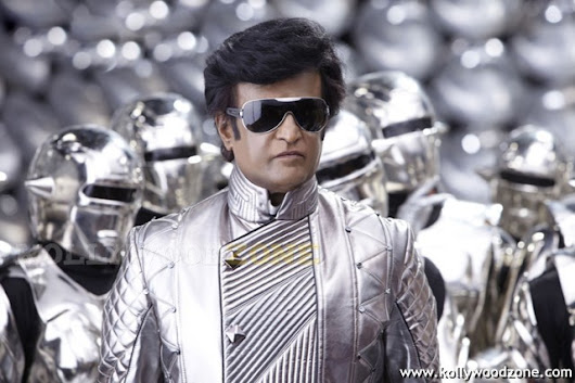 Rajnikanth's 2.0 continues to rule the box office
