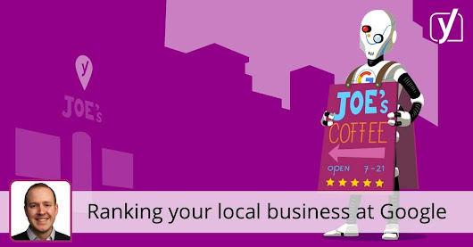 Ranking your local business part 1: Introduction • Yoast