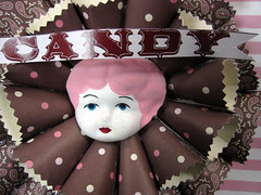Candy: Paper Rosette! 2