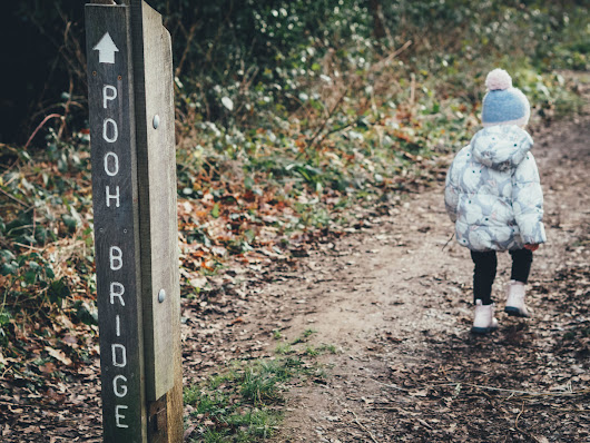 A Chilly Day at Pooh Corner | Fizzy Peaches | Brighton Parenting, Lifestyle and Food Blog