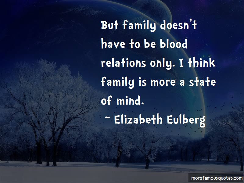 Quotes About Family Doesnt Have To Be Blood Top 1 Family Doesnt