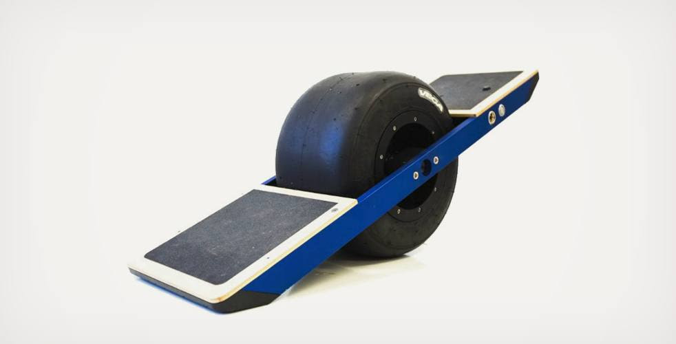 Electric One Wheel Skateboard  Cool Material