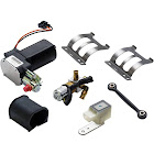 Can-Am Spyder New OEM Automatic Rear Air Suspension Kit, 219400738