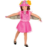 Paw Patrol - Skye Toddler/Child Costume - 42141 - Pink - Small (4-6)