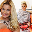 Not just shops popping up: Sam Faiers shows off her cleavage as she launches temporary boutique with sister Billie