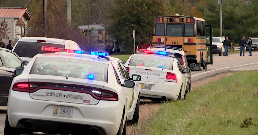 "School bus stop crashes kill 5 in 3 days, amid ""huge problem"" with distracted driving - CBS News"