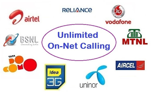 Sneak peek: Unlimited on-net calling offers of all Indian mobile operators
